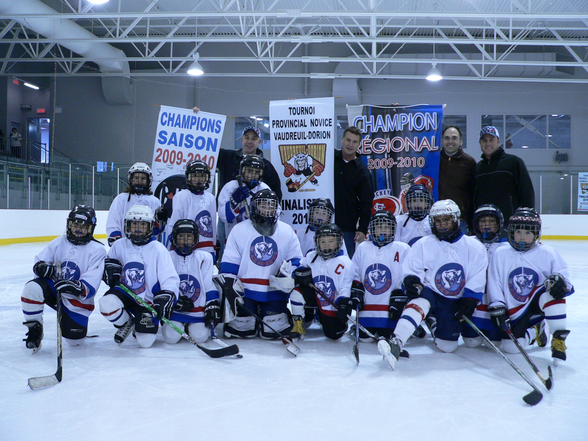 Association de hockey mineur de vaudreuil dorion for Club piscine vaudreuil dorion